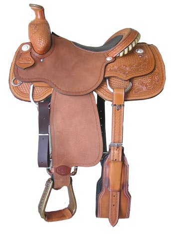 East Texas Saddle - fine handcrafted saddles made in Greenville Texas